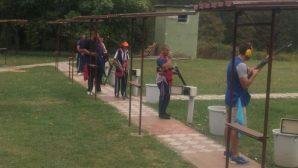 Double Trap Kupa Yarışması , Arifiye Atış Poligonunda yapıldı