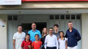 Egemen Karaman'ın Hedefi 12 Yaşında Milli Takıma Girmek