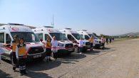 """Vali Balkanlıoğlu, """"Vatandaşlarımızın Ambulanslara Karşı Daha Duyarlı Olması Lazım"""""""