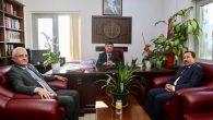 Vali Balkanlıoğlu'ndan Yargı Mensuplarına İade-i Ziyaret