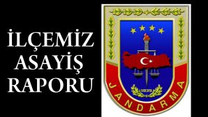 Jandarma Bölgesi Arifiye Asayiş Raporu