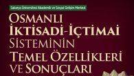 SAÜ'DE OSMANLI ÜZERİNE KONFERANS