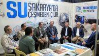 Fuar'da SASKİ'ye yoğun ilgi