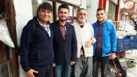 Dünya Yaşlılar Gününde Ak Gençliğin ziyaretleri