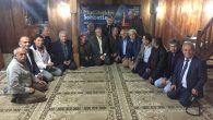 Yazar Fahri TUNA'nın 'ŞEYH MUSLİHİDDİN SOHBETLERİ'başladı