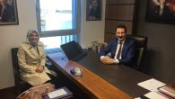 Bilgehan Doğru'dan Milletvekilimiz Yavuz'a ziyaret