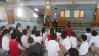 Bekir Sıtkı Öğrencilerinden Cami Ziyareti