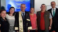 Arifiye'den SAÜ Öğretim Görevlisi Mustafa Öztunç 'Doktor' ünvanı aldı