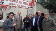 CHPi Arifiye İlçe Başkanlığından aşure ikramı