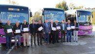 Arifiye Halk Otobüsü Esnafına'Erişilebilirlik Belgesi'verildi