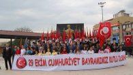 İlimiz de 29 Ekim Cumhuriyet Bayramı kutlamaları başladı