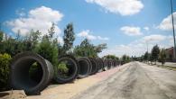 Arifiye'de yeni kanalizasyon hattı inşası