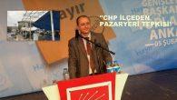 CHP Arifiye ilçeden pazar yeri için açıklama