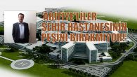 'Sakarya Şehir Hastanesi Arifiye Platformu' adına açıklama