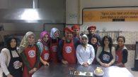 Kaymakamlık Çalışanları Arifiye HEM Aşçılık Kursunda