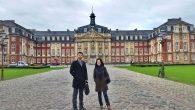 İlahiyat Öğrencileri Almanya'ya Gitti