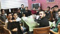 Kışlaçay Gençliği Başkanı Oğuzhan Omay'dan İlk İstişare Toplantısı