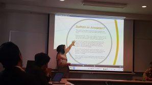 İlahiyat Fakültesi Araştırma Görevlisi Japonya'da Tebliğ Sundu