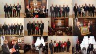 Vali Balkanlıoğlu, Çeşitli Kesimlerden Ziyaretleri Kabul Etti
