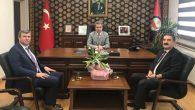 Bilnet Okullarından Kaymakamımız Yazıcı'ya ziyaret