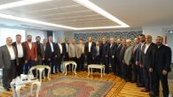 ÖLMEZ, Başkanlar çalıştayına katıldı