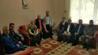 Arifiye'nin Şehit Ailelerine ve Gazilerimize ziyaretler  devam ediyor.