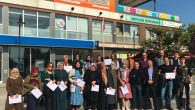 Arifiye HEM İngilizce Kursunun Belge Töreni Yapıldı!