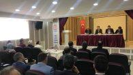 Arifiye Okul Müdürleri ve Okul Aile Birliği Başkanları toplantısı yapıldı