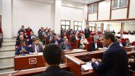 Büyükşehir Belediyesi Ekim Ayı Olağan Meclis Toplantısı gerçekleştirildi