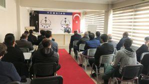 TÜMSİAD'dan üyelere yönelik ''Girişimcilik ve Liderlik Günleri'' konulu konferans