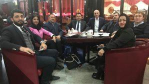 MÜSİAD Sakarya İran İş Gezisini Tamamladı