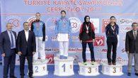 Büyükşehir Karate Takımı başarıya doymuyor