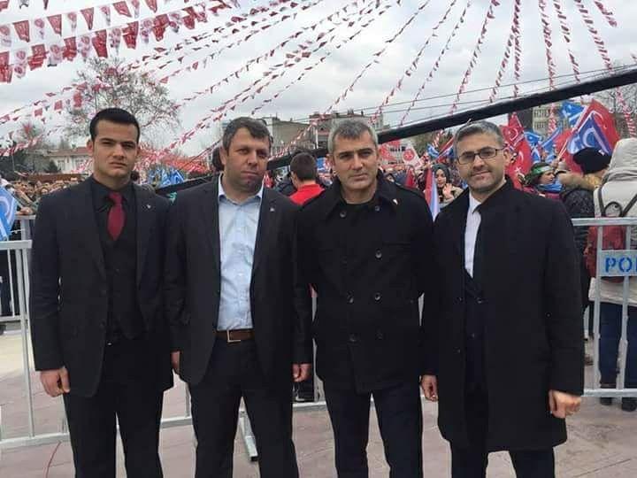 MHP İlçe ve Arifiye Ülkü Ocakları güç birliği ile yola devam