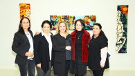 İstanbul'un simgeleri Sanat Galerisi'nde