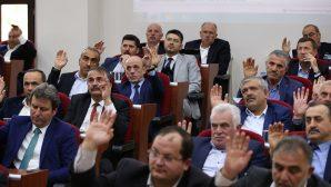 Kasım Ayı Olağan Meclis Toplantısı gerçekleşti