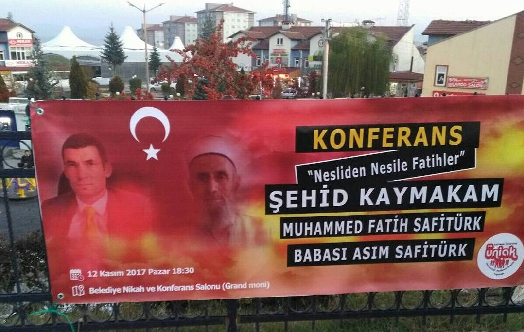 ASIM HOCA KASTAMONU'DA MUHAMMED FATİH'İNİ ANLATACAK