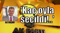 Ak Parti Arifiye İlçe Kongresinde kullanılan oy…