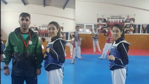 Balkan Şampiyonasında İlimizi Arifiye'li sporcu temsil edecek
