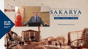 Arifiye Mezunu Zekeriya Türkmen Uluslararası Sakarya Sempozyumunda