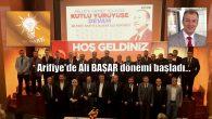 Ak Parti Arifiye'de Ali Başar dönemi başladı…