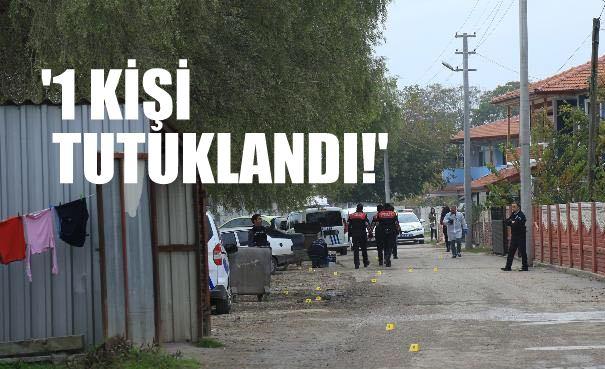 SİLAHLI ÇATIŞMA OLAYINDA TUTUKLAMA!..