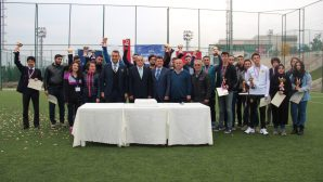 Cumhuriyet Spor Şöleni Ödül Töreni