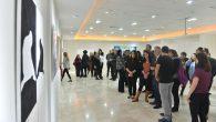 SAÜ'de Resim Bölümü Sergisi Açıldı