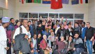 SAÜ'de Uluslararası Öğrenciler Yemekte Buluştu