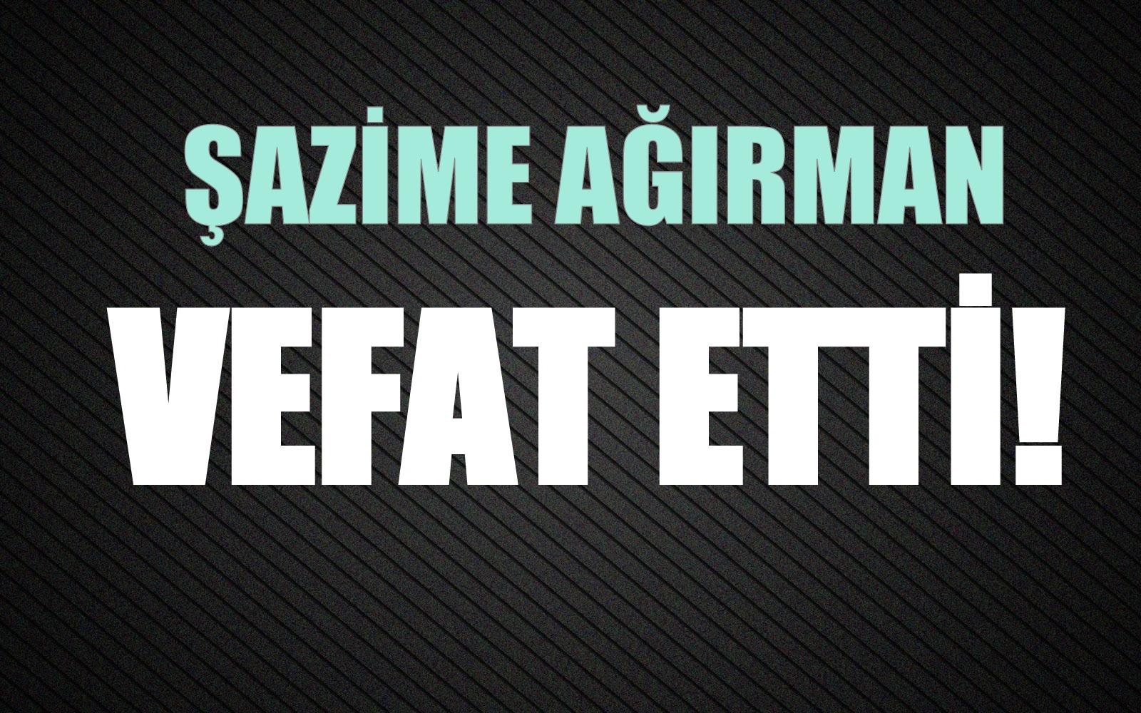 AĞIRMAN AİLESİNİN ACI GÜNÜ!..