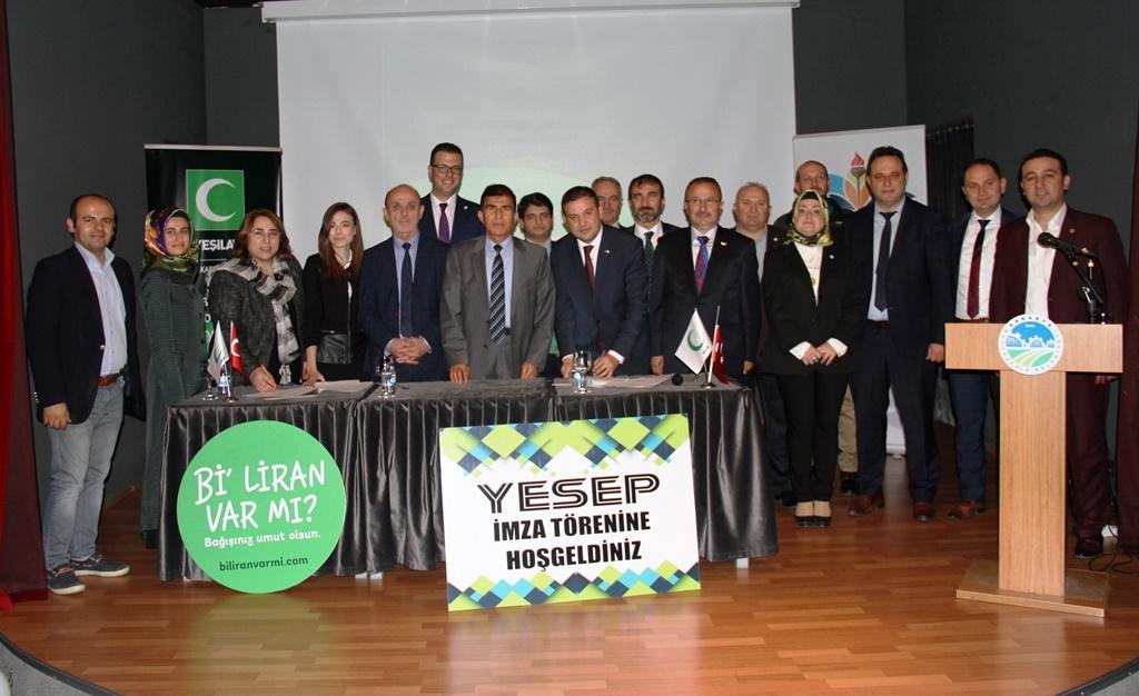Yeşilay-Milli Eğitim İşbirliği