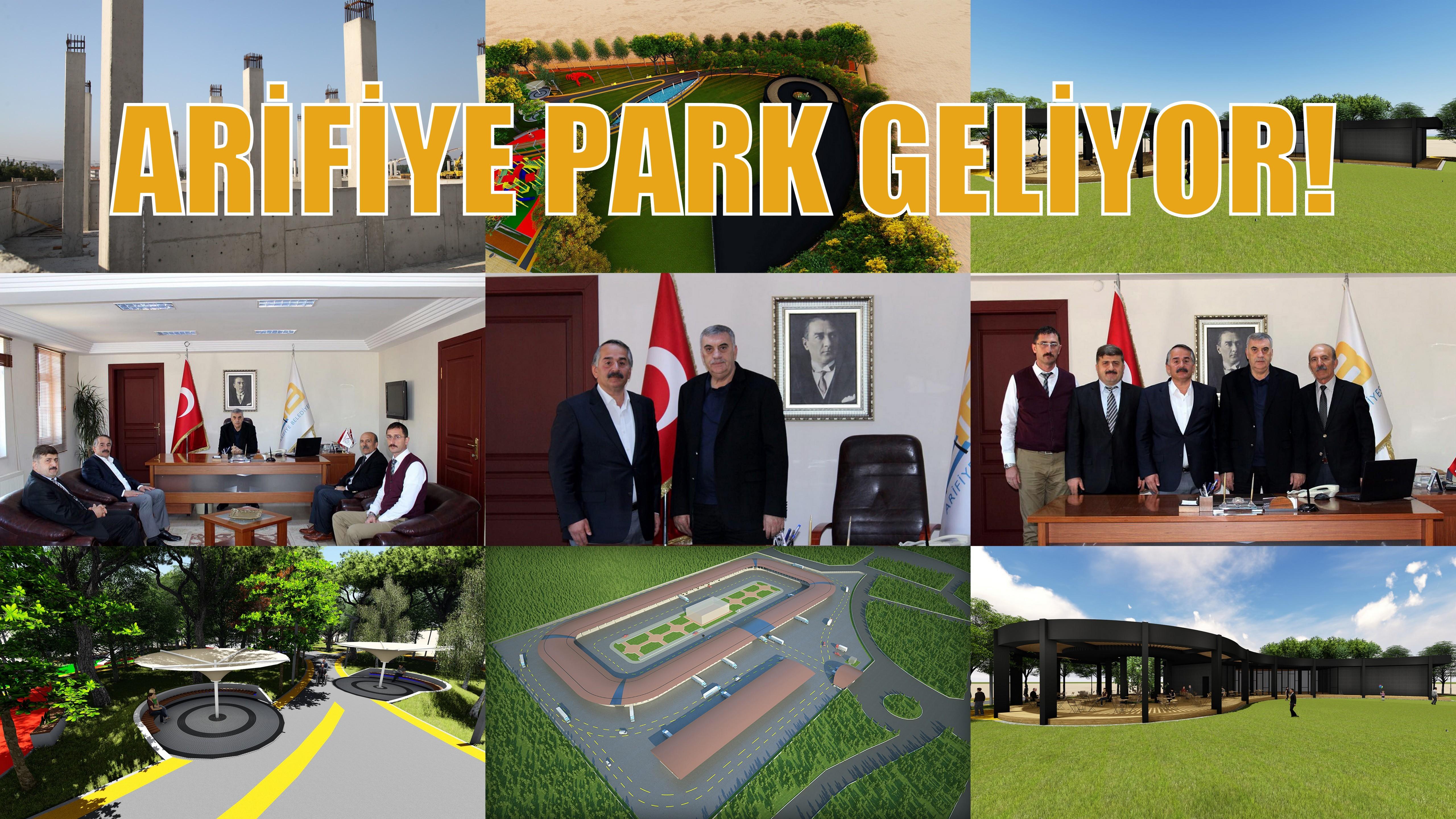 Arifiye Park 29 Kasım'da ihaleye çıkıyor