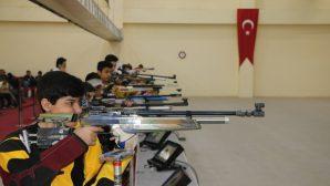 Atıcılar Mersin'de