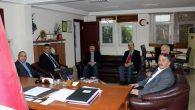 İl Emniyet Müdürü Kaya, Arifiye Belediyesini ziyaret etti