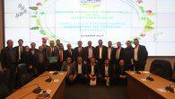 16 İlçe Muhtarlar Dernek Başkanlarıyla bir araya gelindi